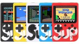 Mini Game Retrô Portátil 400 Jogos Antigos - Loja Natan Abreu