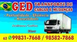 GED  TRANSPORTES E MUDANÇAS