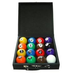 Estojo de Snooker para 16 bolas