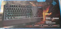 Teclado Gamer Hoopson Evolution, RGB, ANBT2 - TPC-046M