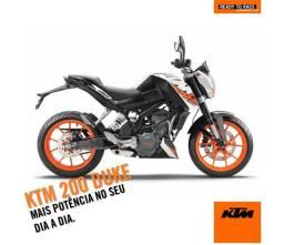 KTM Duke 200 ABS 2020 ! . Design Rebelde , Controle Insano