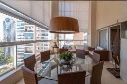 Lindo! Apartamento Park House - Parque Flamboyant - 4 Suítes