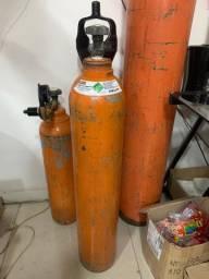 Vendo cilindro de gás