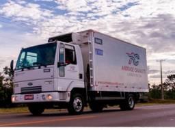 Agregamos caminhão LEVE (3/4), Toco e Truck *Baú Frigorífico* - Garantia de Serviço
