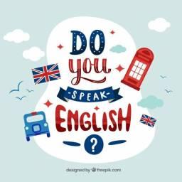 English Class (Aula de Inglês)