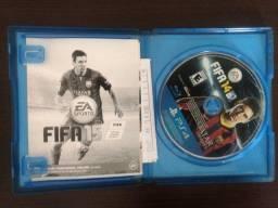 FIFA 14 PS4 mídia física em ótimo estado de conservação.