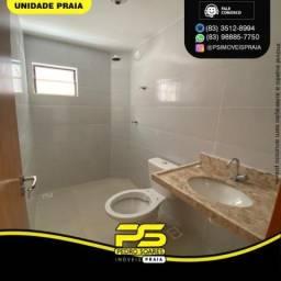 Apartamento com 2 dormitórios à venda, 50 m² por R$ 141.000 - Mangabeira - João Pessoa/PB