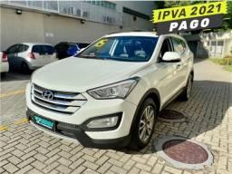 Hyundai Santa fe 3.3 mpfi 4x4 7 lugares v6 270cv gasolina 4p automático