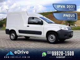 Fiat Fiorino Furgão Work. HARD 1.4 Flex 2p - IPVA 2021 Pago - Raridade - 2020