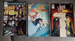 HQ Video Jack - Mini Série Completa com 3 Volumes