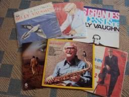 LPs - Billy Vaughn (Liquida: 7 LPs)