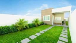 WS casa nova no Aquiraz proximo a CE 040 com 2 quartos 2 banheiros
