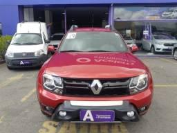 Título do anúncio: Renault Duster Oroch 2.0 16V Dynamique Auto Vermelho 18/19