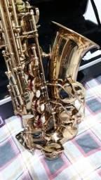 Título do anúncio: Saxofone (sax alto) Benson