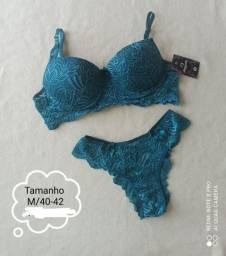 Conjunto Lingerie Tamanho M/40-42