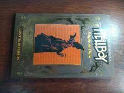 HQ HellBoy edição de ouro de( Mike Mignola