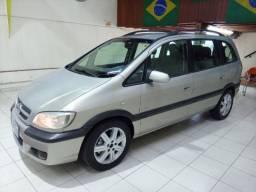 GM Zafira Elite 2.0 Flex Automática 2005 Bege