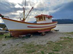 Título do anúncio: Barco legalizado para pescas !!! Modelo 2008 pegamos veículos na troca