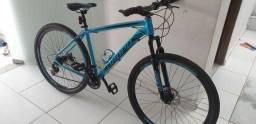 VENDO bicicleta nova 2 meses de uso