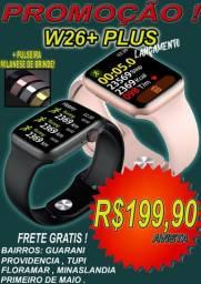 Relógio W26+ PLUS (2021) idêntico ao aplewatch ! Com brinde incrível !