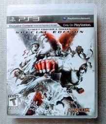 Jogo Street Fighter X Tekken Special Edition