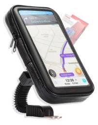 Suporte Celular Moto Usb