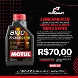 Título do anúncio: Óleo Motor 5w40 Motul 8100 X-Cess Gen2