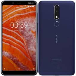 Nokia 3.1 Plus Azul Novissimo