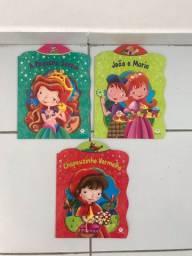 Kit de livros Infantis