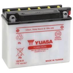 Bateria Yuasa YB7B-B Neo115 XR200 CBX200 Strada NX350 Sahara