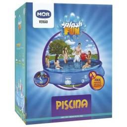 Título do anúncio: Piscina inflável MOR 12000 litros