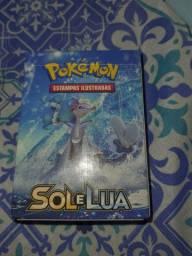 Pokemom Sol e Lua deck maré brilhante(completo)
