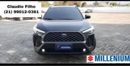 Título do anúncio: Menor Preço - Corolla Cross XRX Hybrido ** BLINDADO** - 2022 - Oportunidade