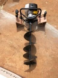 Perfurador de solo Búfalo sem uso 1.500,00