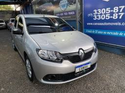 Título do anúncio: Renault sandero 2018 1.0 12v sce flex authentique 4p manual