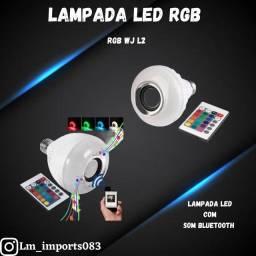 Lampada bluetooth RGB