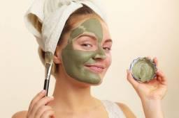 Skin Care - Argila todas cores  ácido hialurônico  boca e olheira