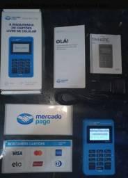 Título do anúncio: Promoção Maquininha De Cartão Point Mini Chip Modelo D175