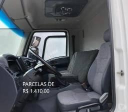 Título do anúncio: Ford Cargo 2423 2017/2018 Baú de Alumínio Com Contrato de Serviço fixo em Capanema