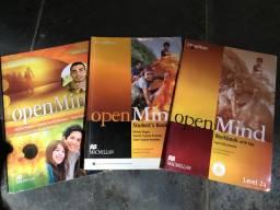 OpenMind level 2a - 1ª e 2ª edição (livros didáticos de inglês)