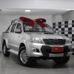 Toyota Hilux SRV 3.0 - 2012/2012