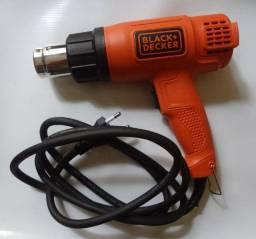 Soprador Térmico Black e Decker 1500w Hg1500 127v