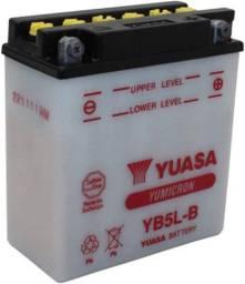 Bateria Yuasa YB5L-B XTZ 125 Crypton Zig 110 Sky Star Hunter