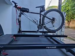 Rack de caçamba para bike transbike
