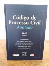 Código de Processo Civil Anotado 2017 2ª edição