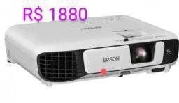 Projetor Epson 6000 lumens datashow