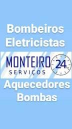 Eletricistas 24 horas