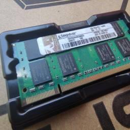 Memória p/ Notebook DDR2 2GB 800MHz
