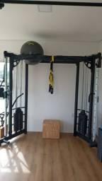 Vende aparelhos fitness novos