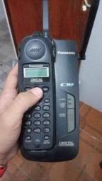 Título do anúncio: Telefone sem fio - Panasonic (900Mhz).